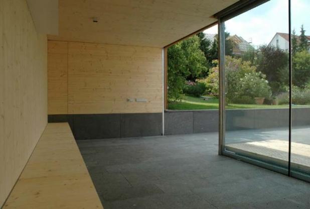 gartenhaus mit wasserbecken hamm architektur denkmalpflege. Black Bedroom Furniture Sets. Home Design Ideas